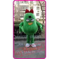 Mascot Bacterium Germ Mascot Virus Costume