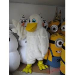 Mascot Pelican Mascot Costume