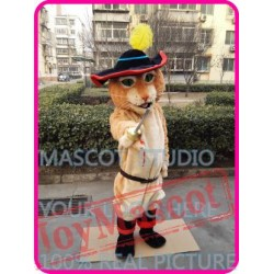 Mascot Cat Mascot Costume