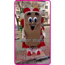 Mascot Hamburger Mascot Burger Mascot Costume