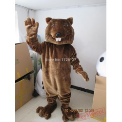 Mascot Beaver Sinocastor Mascot Costume