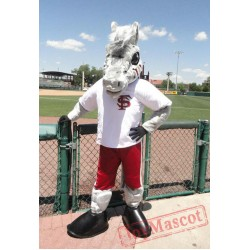 Football Team Horse Mascot Costume Animal Costumes