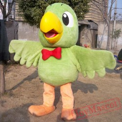 Little Bird Mascot Costume Celebration Carnival Outfit Costumes