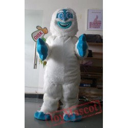 Snow Monsters Mascot Costume Celebration Carnival Outfit