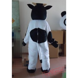Cow Cattle Mascot Costumes Christmas Womens / Mens Mascot