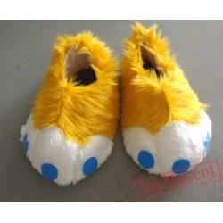 Fox Fursuit Mascot Costume Fursuit Costumes