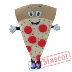 Cartoon Adult Pizza Mascot Costume Halloween Costume