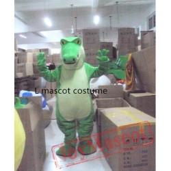 Crocodile Alligator Plush Mascot Costume