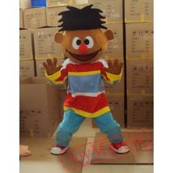 Sesame Street Ernie Mascot Costume Halloween