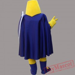 Knight/Warriors Mascot Costume Carnival Mascot Costume