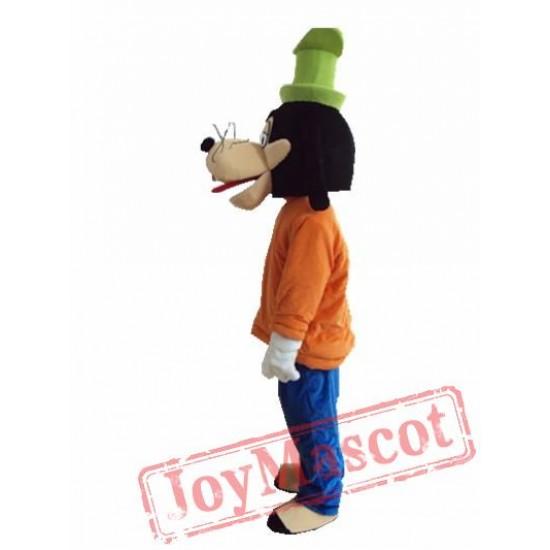 Goofy Dog Mascot Costume Goofy Dog Pluto Mascot Costume Dog Mascot
