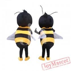 Hornet Bee Mascot Costume Wasp Mascot Costume Bee Mascot Costume