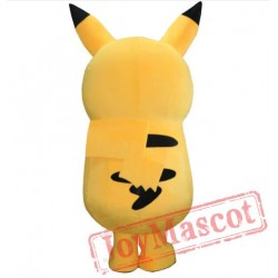 Adult Pikachu Mascot Costume Cartoon Mascot
