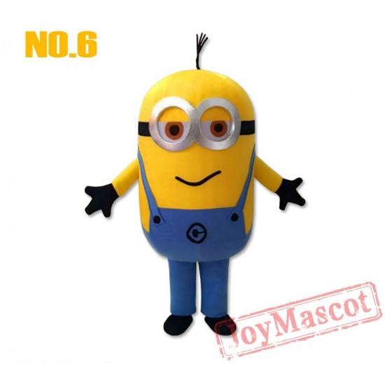 Minion Mascot Costume