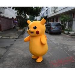 Pikachu Mascot Costume Funny Mascot Costume