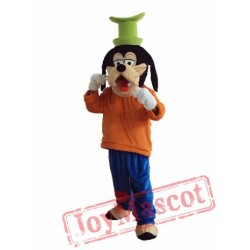 Goofy Dog Pluto Mascot Costume Halloween Cosplay