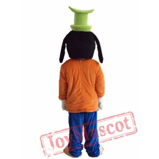 Goofy Dog Pluto Mascot Costume Halloween Cosplay
