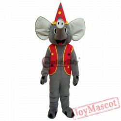 Adult Mascot Costume Elephant Mascot Costumes Cosplay For