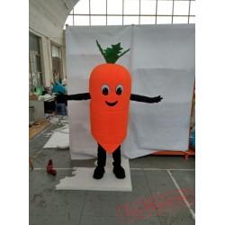 Carrot Plush Mascot Christmas Mascot Costume Halloween Carnival Mascot