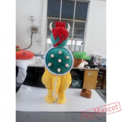 Cospalydiy Super Mario Yoshi Dragon Turtle Mascot Animal Costume