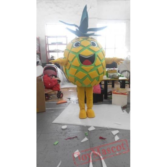 Fruit Pineapple Plush Mascot Costume For Christmas