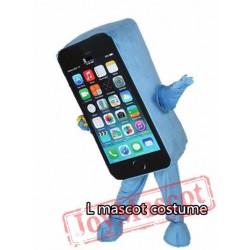 Cell Phone Apple Iphone 5C Mascot Costume