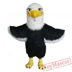 Mascot Bald Eagle Mascot Costume Plush Eagle Falcon Bird Hawk Anime Cosplay Costumes