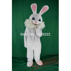 Easter Funny Bunny Mascot Costume Animals Rabbit Costume
