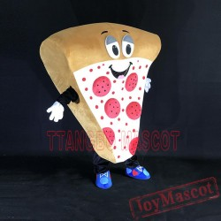 Adult Pizza Mascot Costume Cosplay Funny Emoji In Christmas Cool Costume For Adults