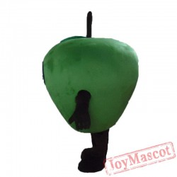 Red & Green Apple Mascot Costume