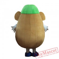 Mr. Potato Head Mascot Cartoon Costume Toy Story