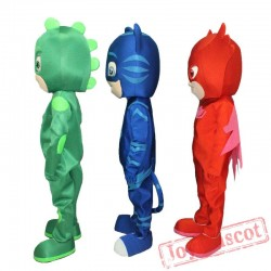 Catboy PJ Masks Mascot Costume for Adult & Kids