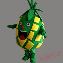 Advertising Pineapple Mascot Costume