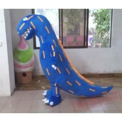 High T-Rex Dinosaur Mascot Costume