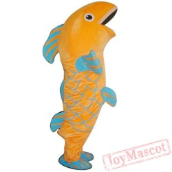 Carnival Fish Carp Mascot Costume