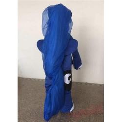 Blue My Little Pony Animal Mascot Costume