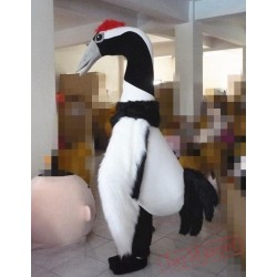 Grus Japonensis Mascot Costume