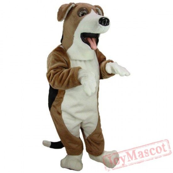 Beagle Dog Mascot Costume