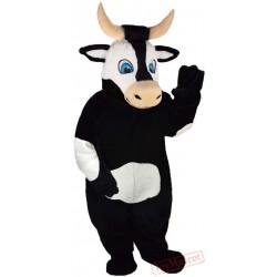 Bull Lightweight Mascot Costume