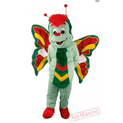 Butterfly Mascot Costume for Adults