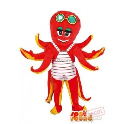 Cartoon Character Adult Mascot Costume