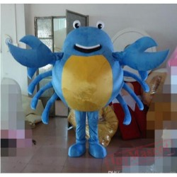 Crab Mascot Costume