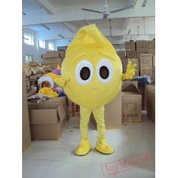 Adult Cartoon Character Big Eyes Mascot Costume