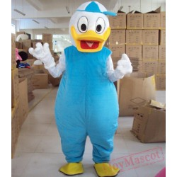 Adult Luxury Duck Mascot Costume