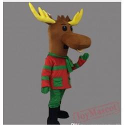 Christmas Milu Deer Mascot Costume