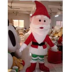 Christmas Costume Santa Claus Mascot Costumes