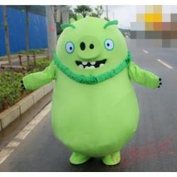 Pig Mascot Costume Animal Cartoon Costume