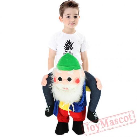 Children Ride On Me Mascot Costume