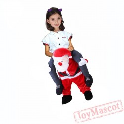 Children Ride On Me Mascot Costume