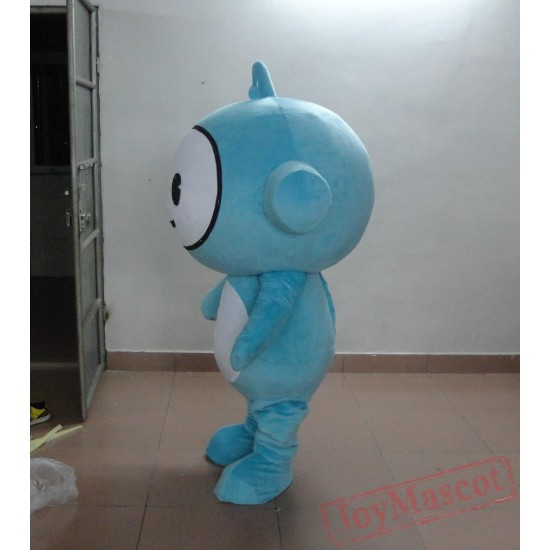Baby Robot Adult Wire Mascot Costume